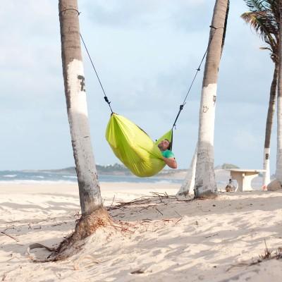 hamaca de viaje colibri individual